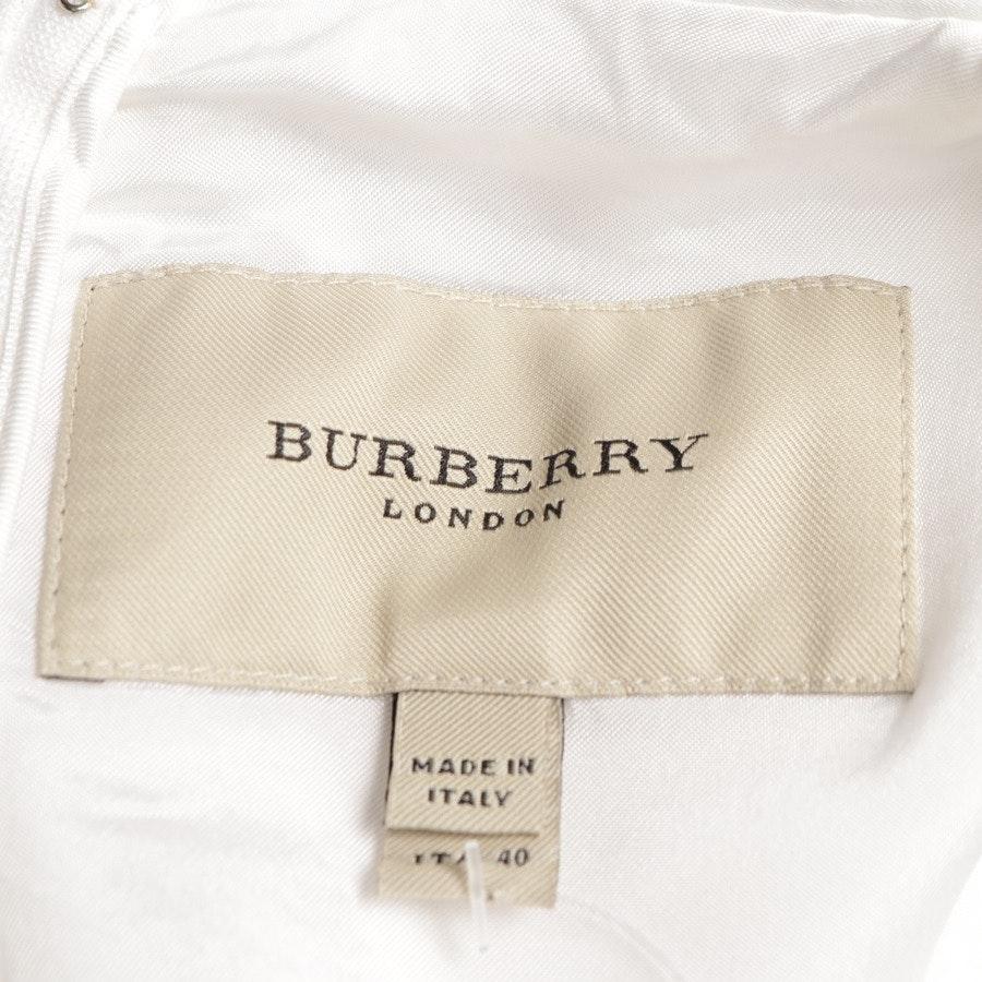 Spitzenkleid von Burberry London in Weiß Gr. 36 UK 8