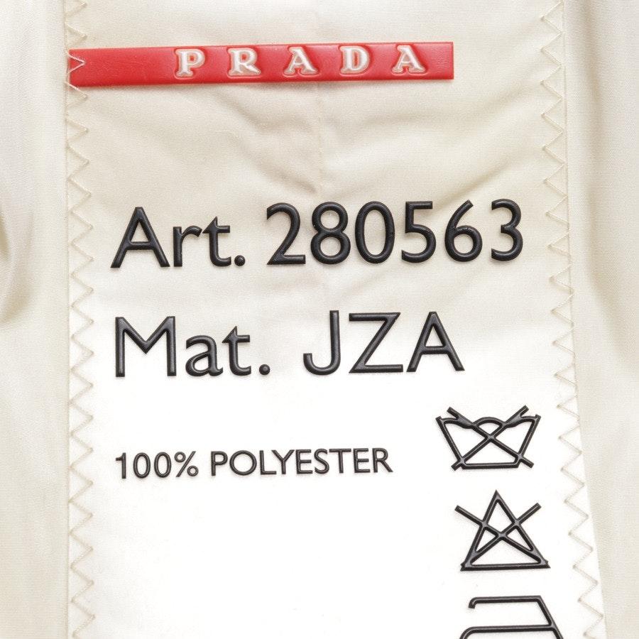 summer jackets from Prada Linea Rossa in black size 36 IT 42