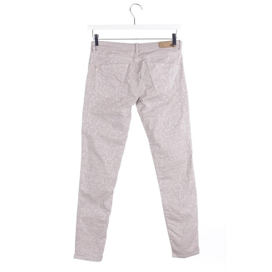 Jeans von Patrizia Pepe in Beige Gr. W29