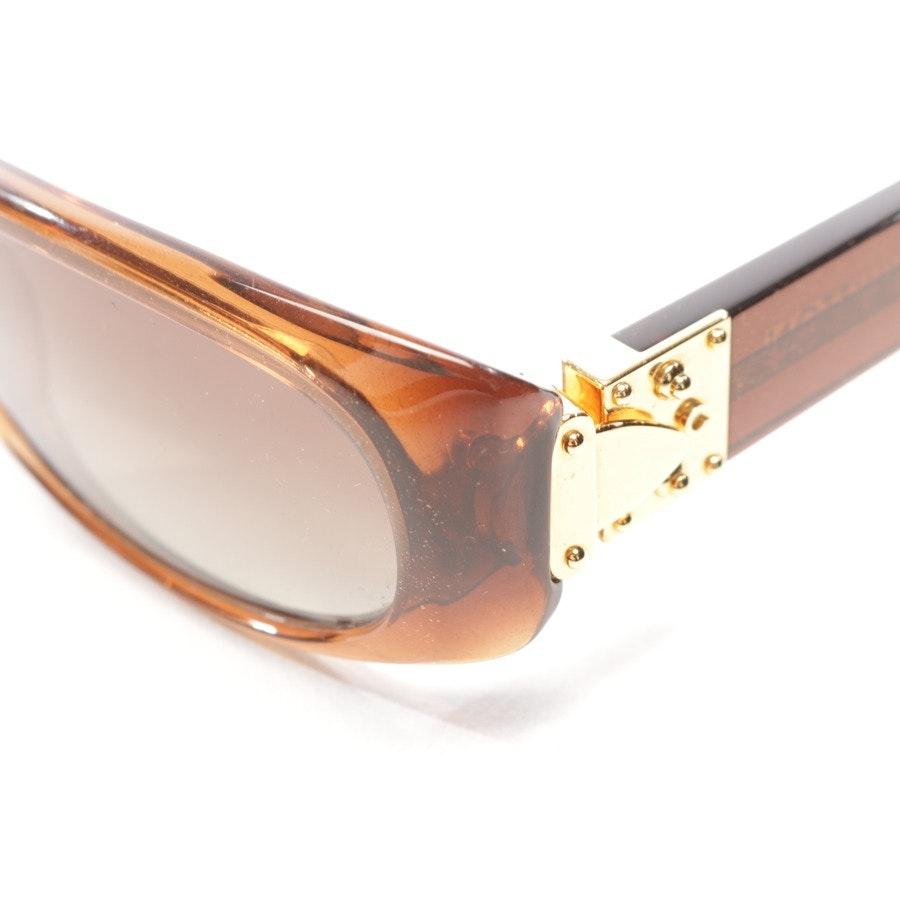 Sonnenbrille von Louis Vuitton in Braun - Z0009W