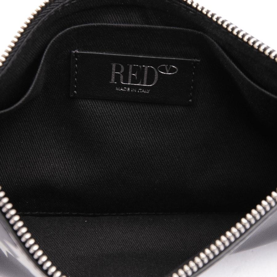 Abendtasche von Red Valentino in Schwarz und Mehrfarbig