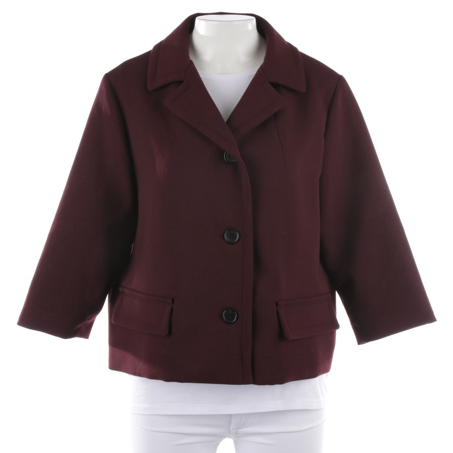 summer jackets from Marni in bordeaux size 36 IT 42