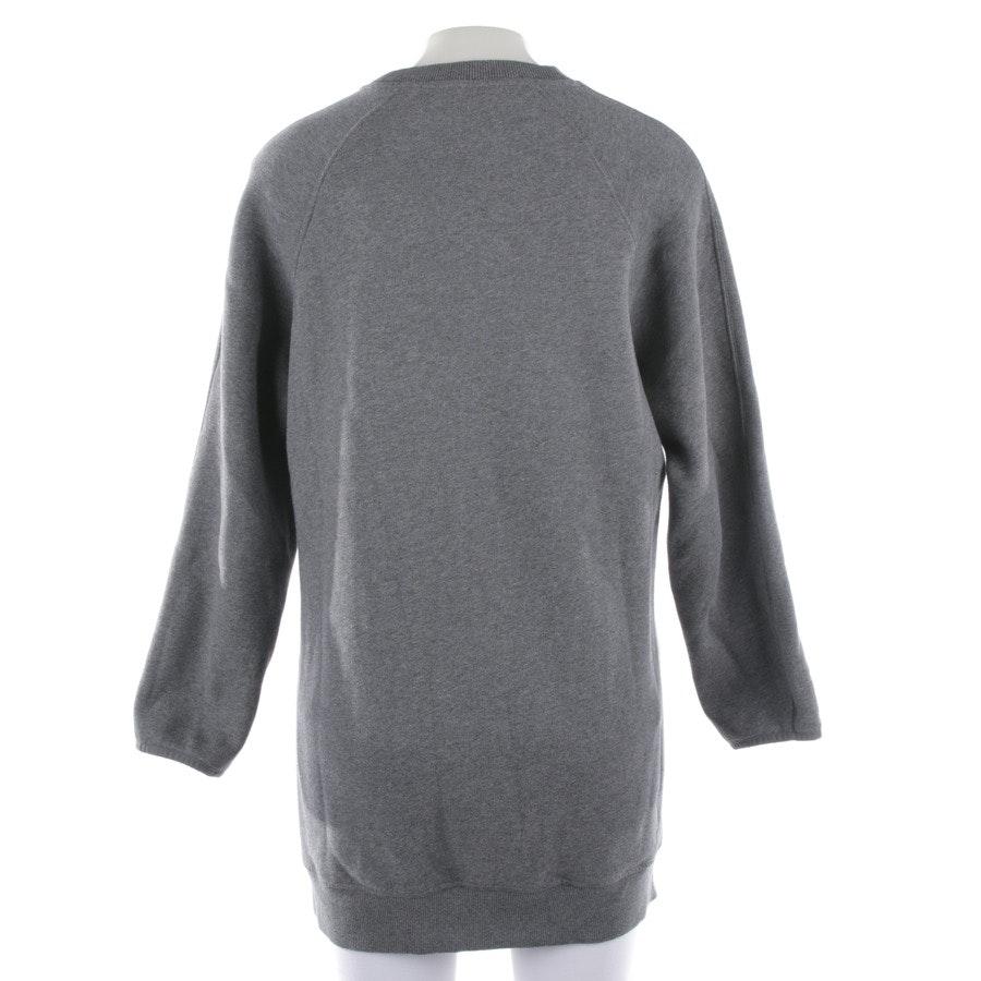 Sweatshirt von Acne Studios in Granit Gr. XS