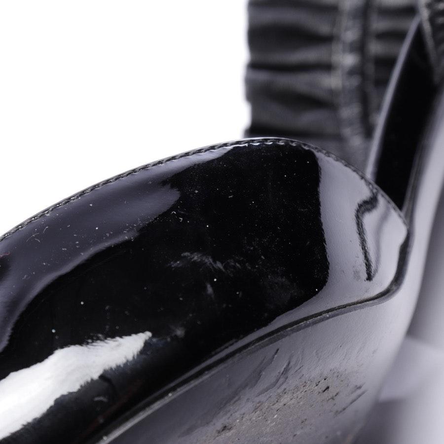 Slingbacks von Saint Laurent in Schwarz Gr. EUR 37