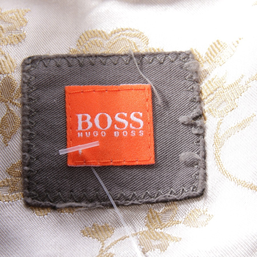 Übergangsjacke von Hugo Boss Orange in Olivgrün Gr. DE 38