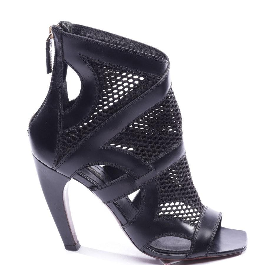Ankle Pumps von Louis Vuitton in Schwarz Gr. D 39