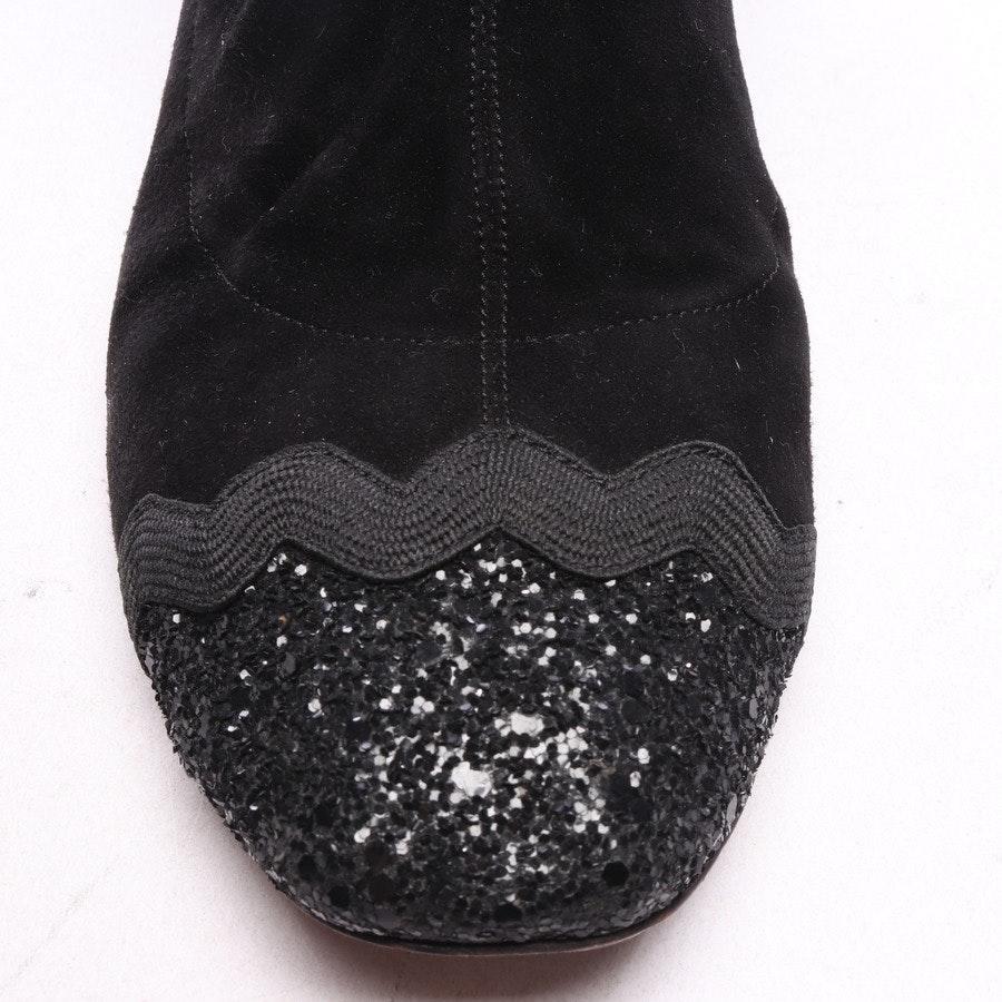 Stiefel von Nicholas Kirkwood in Schwarz Gr. EUR 37