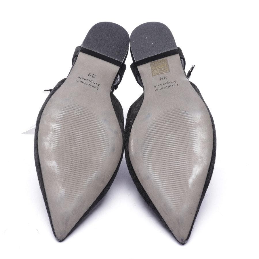 Sandalen von Rebecca Minkoff in Schwarz Gr. D 39 - Neu