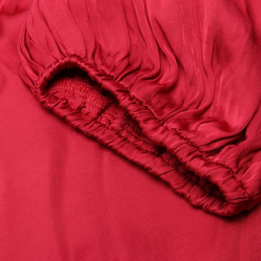 Bluse von Velvet by Graham and Spencer in Rot Gr. S - Neu - Rana