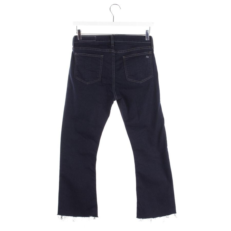 Jeans von Rag & Bone in Dunkelblau Gr. W28
