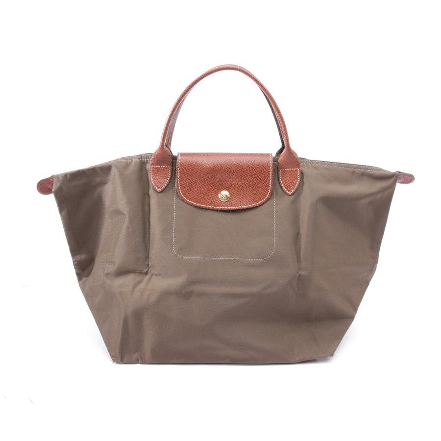 Handtasche von Longchamp in Braun - Le Pliage M