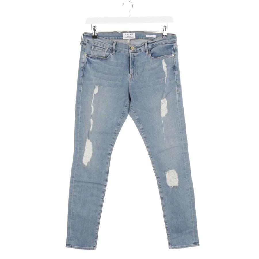 Jeans von Frame in Hellblau Gr. W29 - Le Garçon