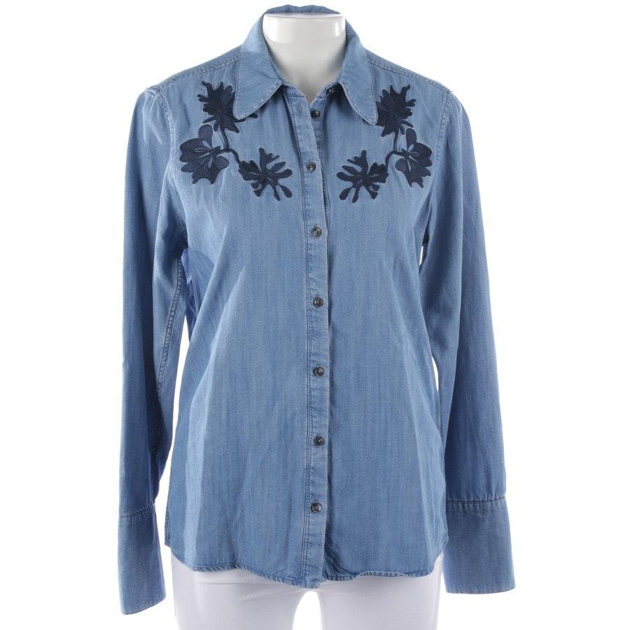 Jeansbluse von Drykorn in Blau Gr. 38