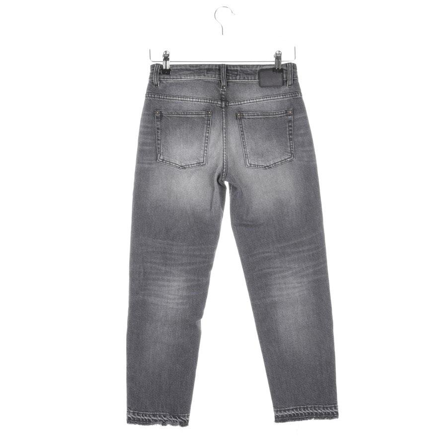 Jeans von Drykorn in Grau Gr. W25