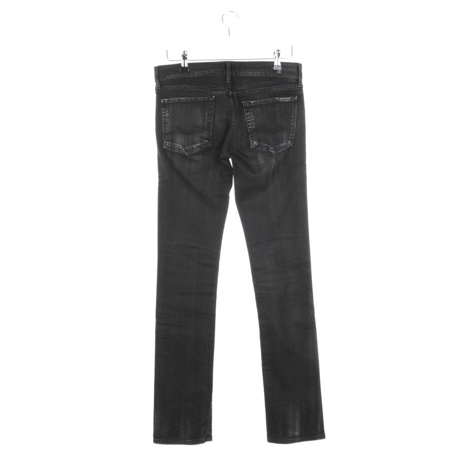 Jeans von 7 for all mankind in Schwarz Gr. W28