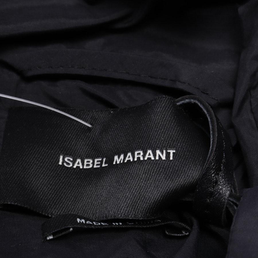Sommermantel von Isabel Marant in Schwarz Gr. 34 FR 36 - Neu