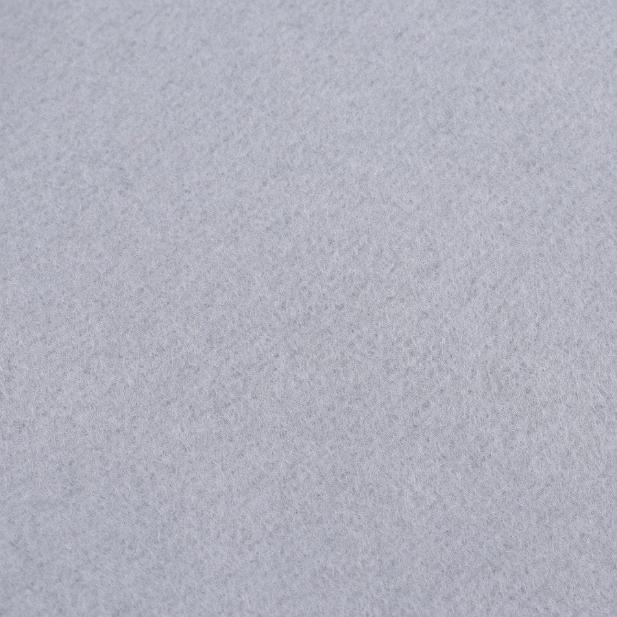 Übergangsmantel von Prada in Petrol Gr. 38 IT 44 - Neu