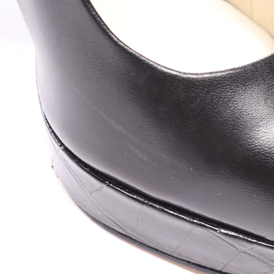 pumps from Michael Kors in black size D 37 US 7 - the jetset 6