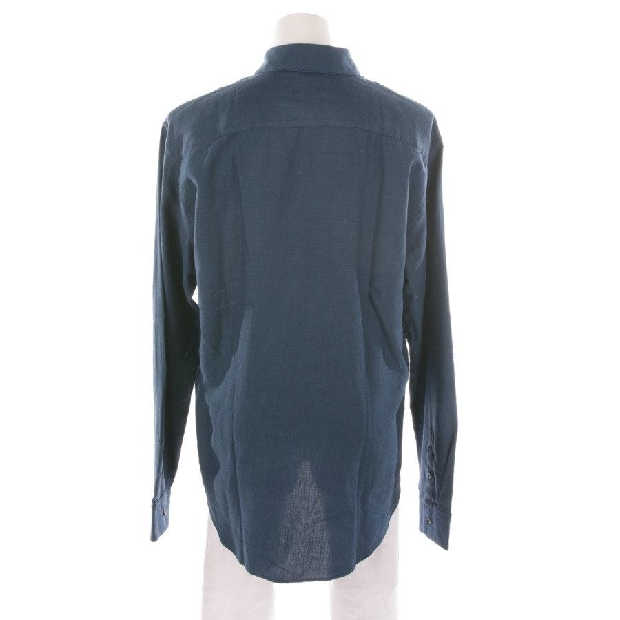 Bluse von Sandro in Dunkelblau Gr. XL - Neu