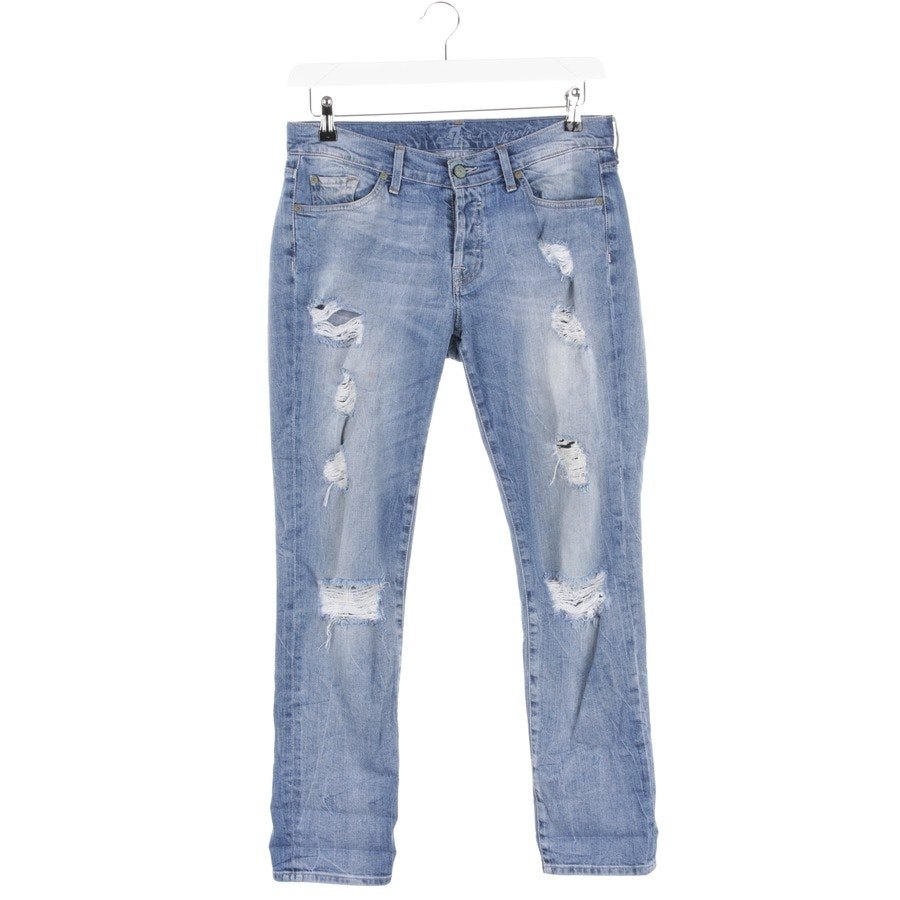 Jeans von 7 for all mankind in Blau Gr. W27 - Josefina