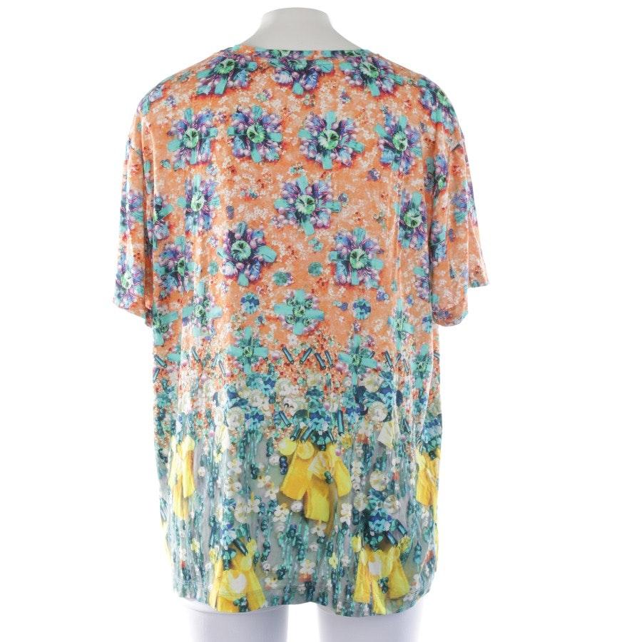 Shirt von Mary Katrantzou in Orange und Multicolor Gr. L