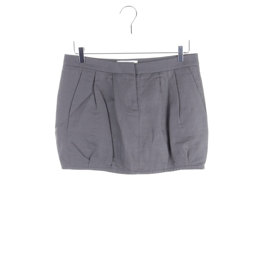 skirt from Mauro Grifoni in grey size DE 36 IT 42