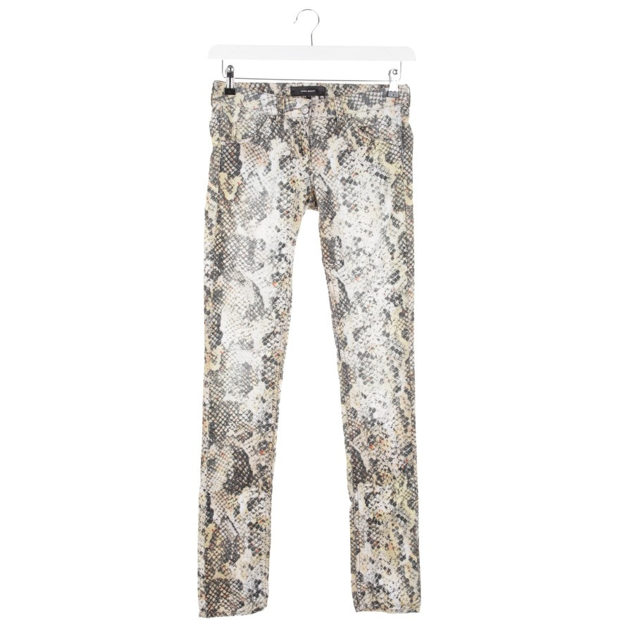trousers from Isabel Marant in multicolor size 34 FR 36