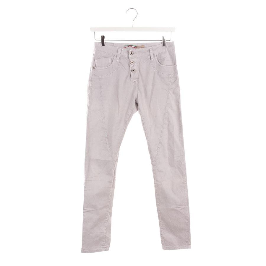Jeans von Please in Grau Gr. S