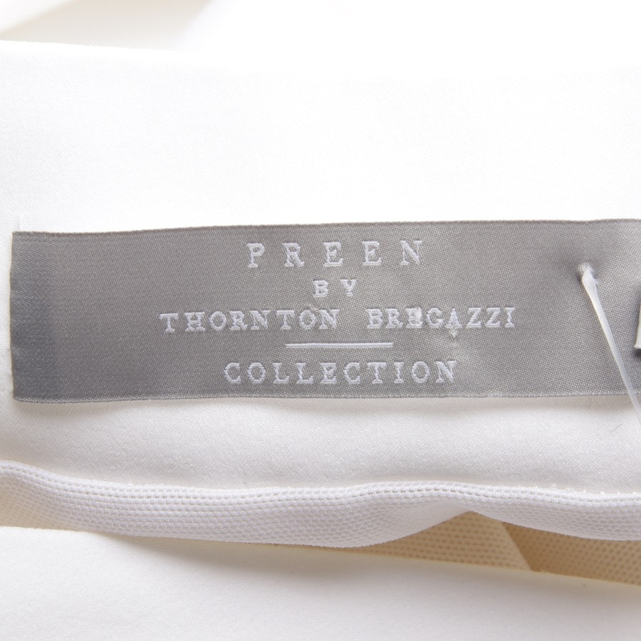 dress from Preen by Thornton Bregazzi in white size S