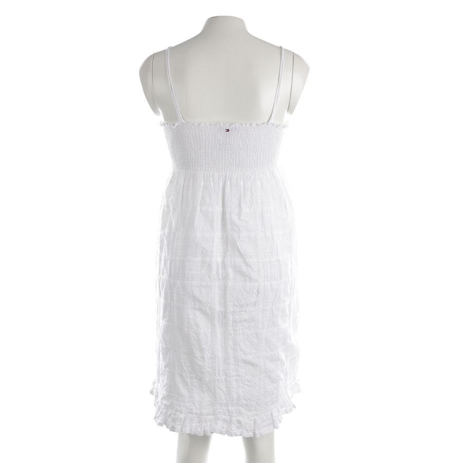 Kleid von Tommy Hilfiger in Weiß Gr. 34