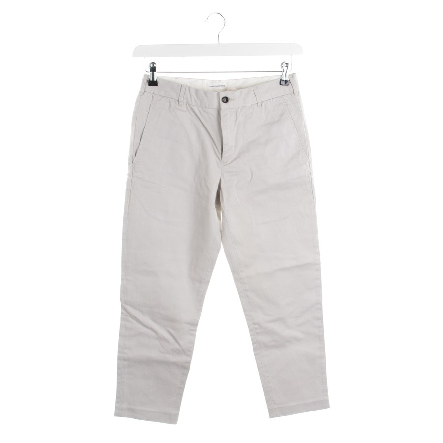 trousers from Isabel Marant Étoile in beige size 34 FR 36