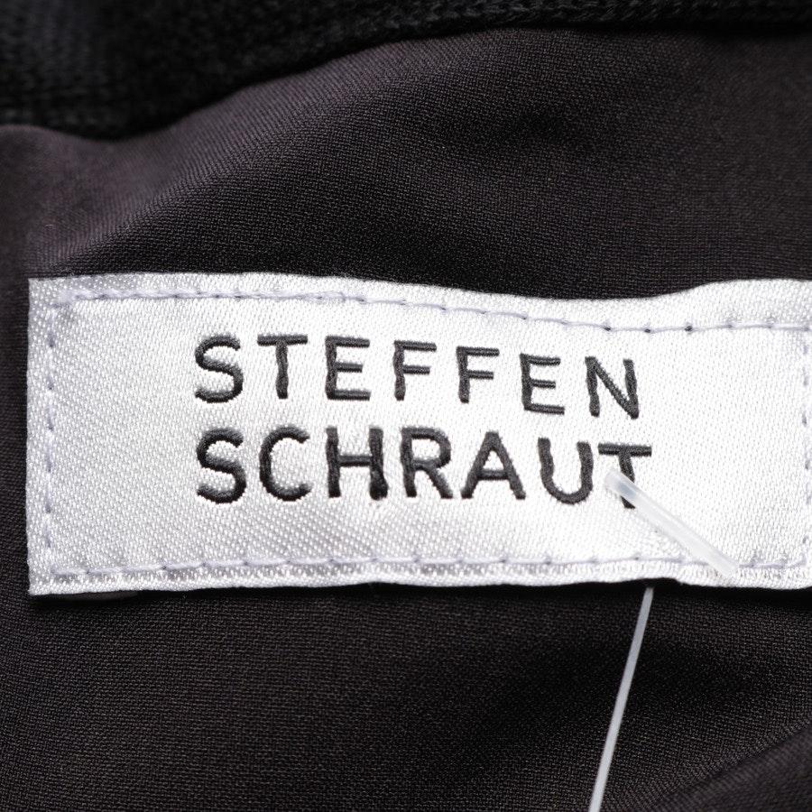 Kleid von Steffen Schraut in Schwarz Gr. 40
