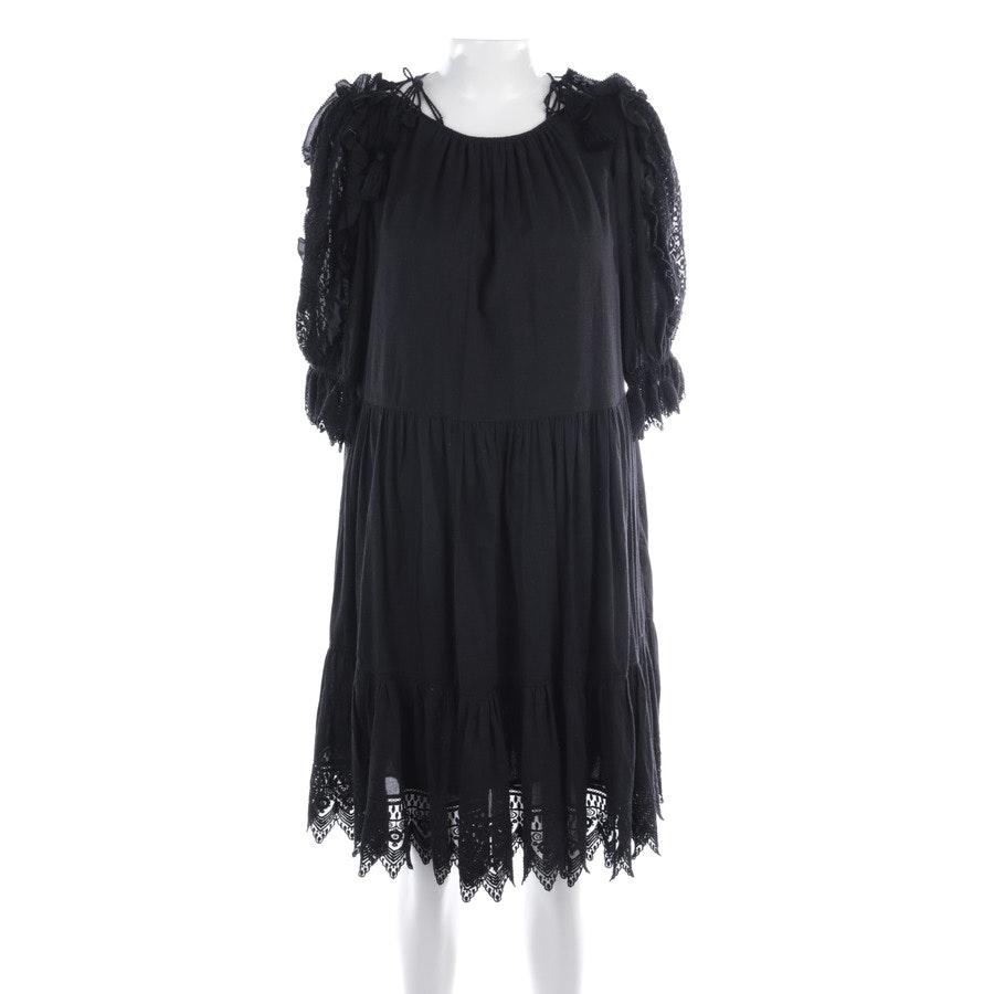 Kleid von Ulla Johnson in Schwarz Gr. 40 US 10