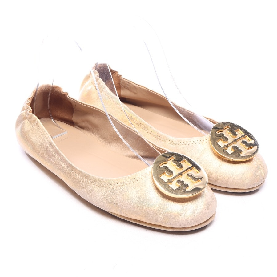 loafers from Tory Burch in gold size EUR 38,5 US8