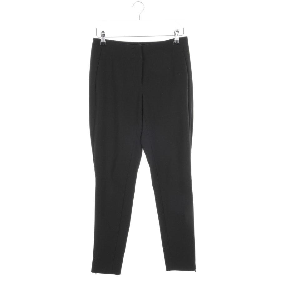 trousers from Armani Collezioni in black size 32 IT32