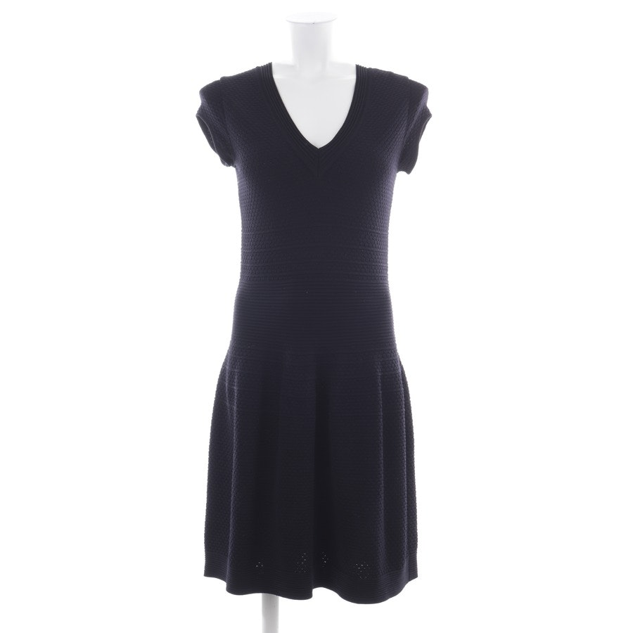 dress from Marc Cain in night blue size 38 N3