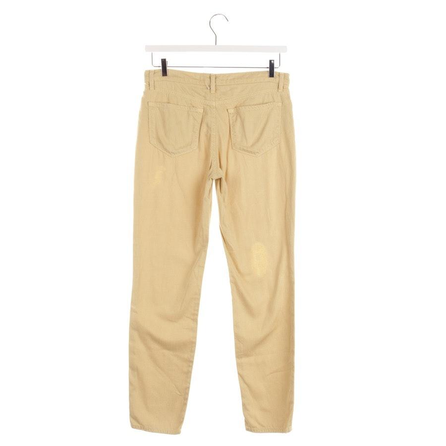 Jeans von J Brand in Senfgelb Gr. W27 - Aidan