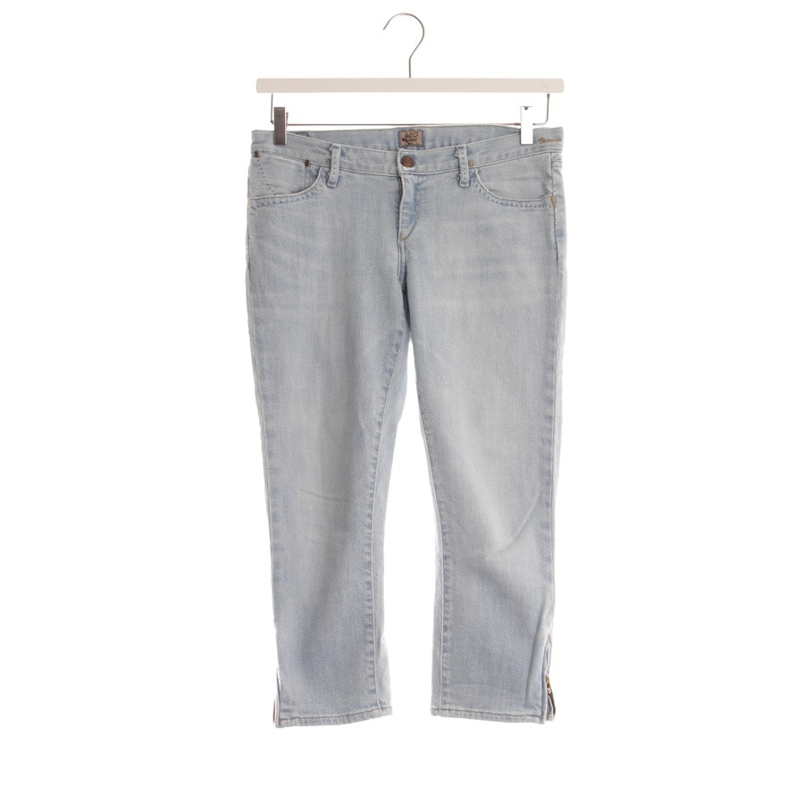 jeans from Goldsign in light blue size W28