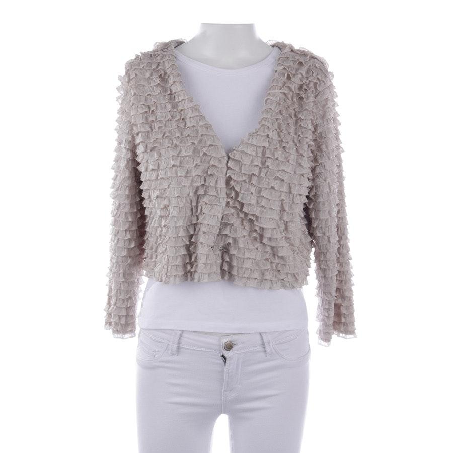 knitwear from Allude in beige size XL - new label!