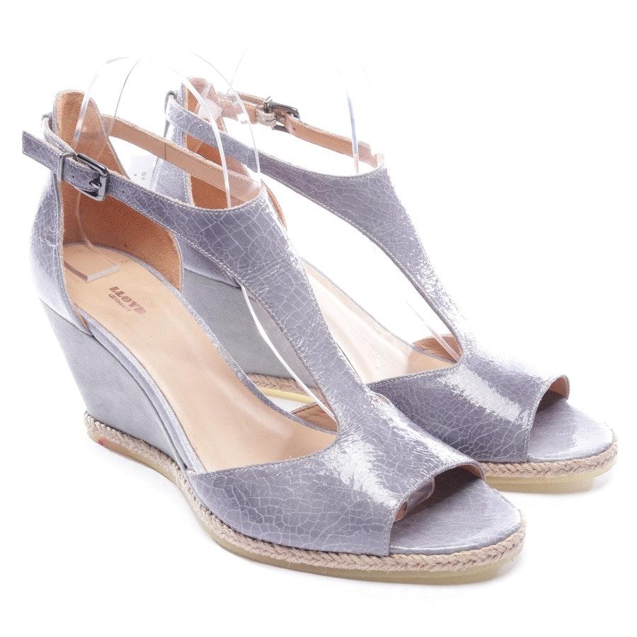 Sandaletten von Lloyd in Graublau Gr. D 39