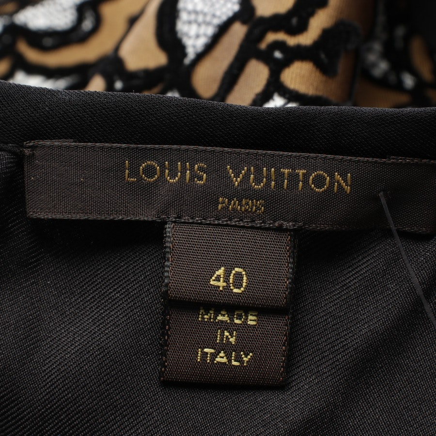 Seidentop von Louis Vuitton in Multicolor Gr. 38 FR 40