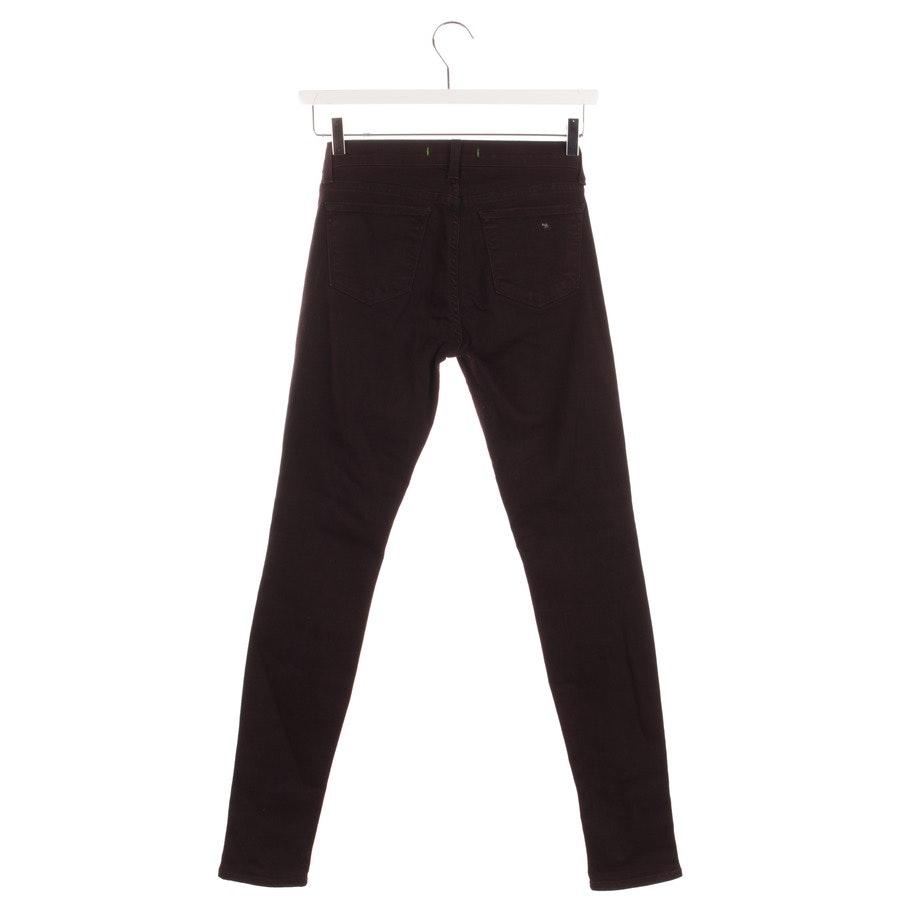 Jeans von J Brand in Aubergine Gr. W26 - Skinny Leg