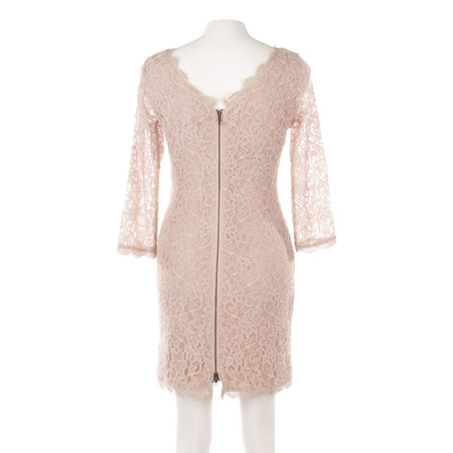 Kleid von Diane von Furstenberg in Beige Gr. DE 38 US 8 - Zarita