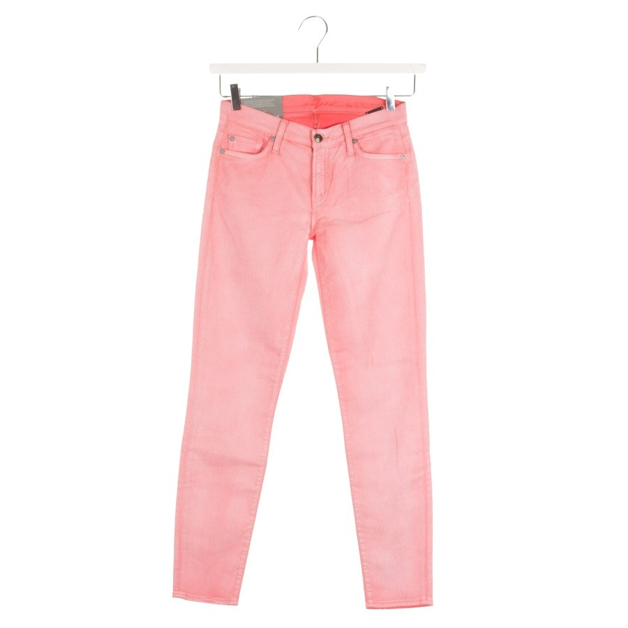 jeans from 7 for all mankind in pink size W26 - new