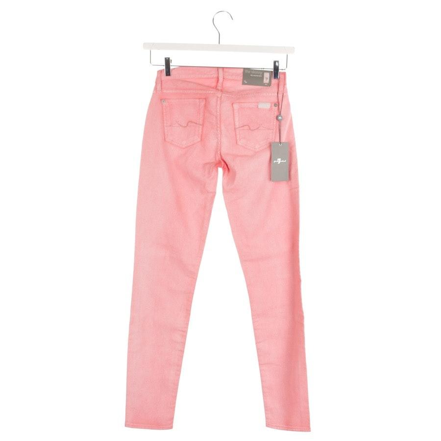 Jeans von 7 for all mankind in Rosa Gr. W26 - Neu
