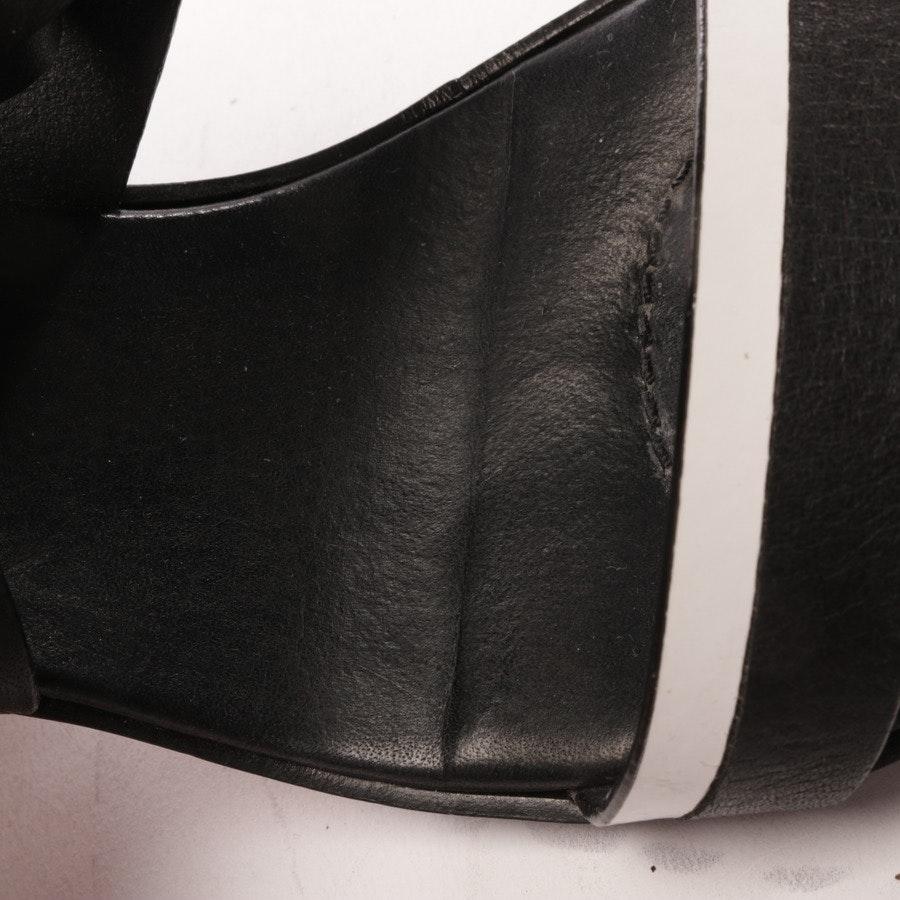 Sandaletten von Max & Co. in Schwarz Gr. D 39