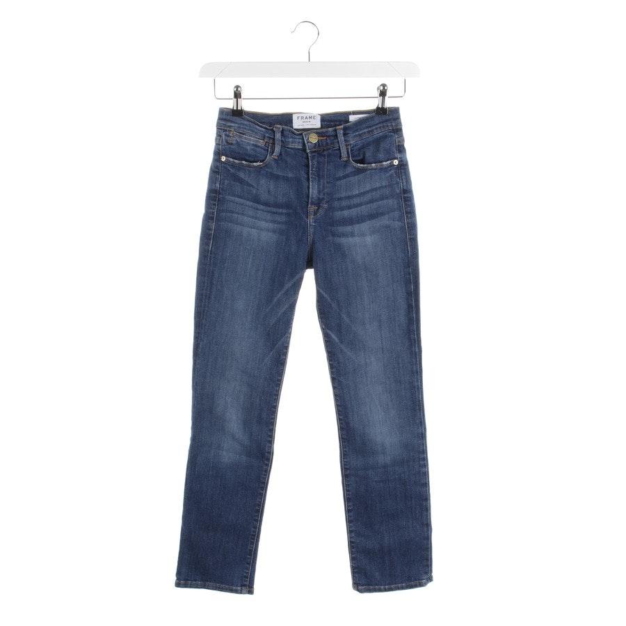 Jeans von Frame in Blau Gr. W26