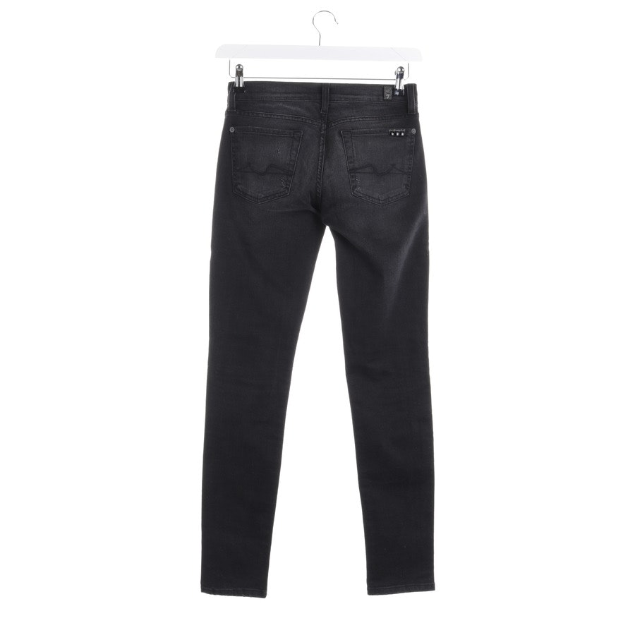 jeans from 7 for all mankind in grey size W26 - roxanne skinny
