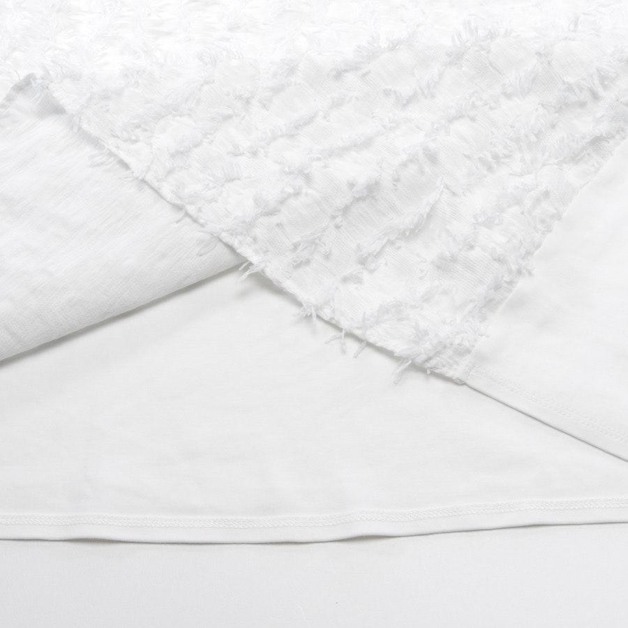 Kleid von See by Chloé in Weiß und Beige Gr. M