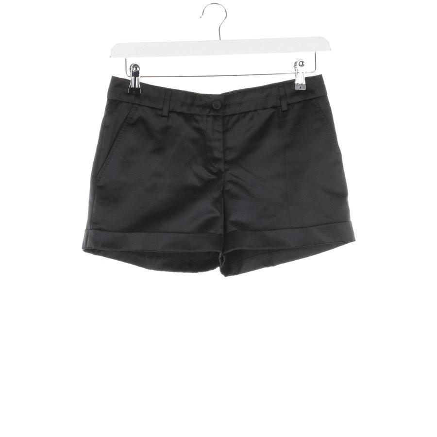 Shorts von D&G in Schwarz Gr. 34 IT 40